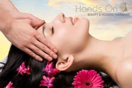 Hands On Beauty and Holistic - Indian Head Massage Course with Hands - Save 62%