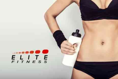 Elite Fitness - Ten Exercise Classes - Save 68%