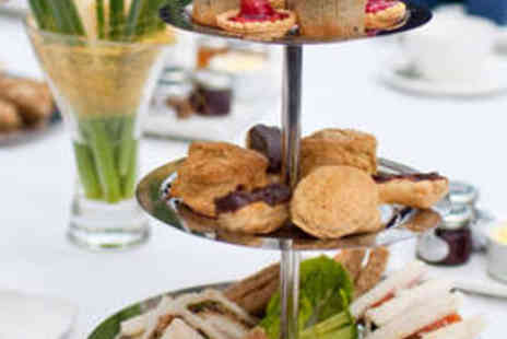 The Moat House - Afternoon Tea for Two - Save 57%