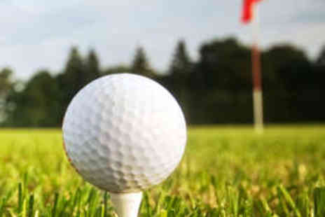 Thames Ditton and Esher Golf Club - 18 Holes of Golf for Two - Save 63%