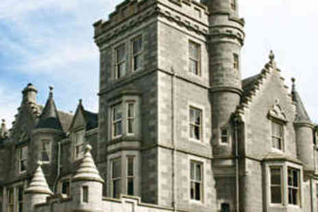 Mercure Aberdeen Ardoe House Hotel - Spa Day Pass for Two with Towel and Robe Hire - Save 52%