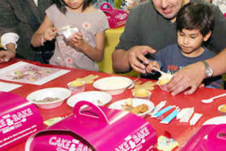 The Cake & Bake Show - Family Ticket to The Cake & Bake Show - Save 51%