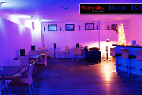 Rangos - Two cocktails and a platter for two at the stylish Rangos in Chancery Lane - Save 60%