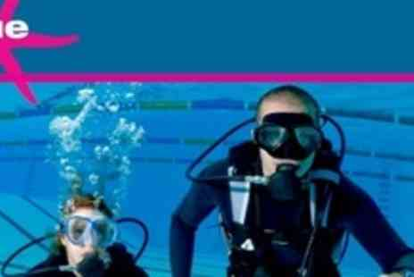 Blue - PADI Scuba Diving Course - Save 67%