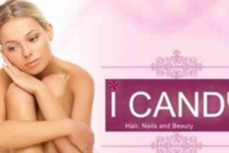 I Candy Beauty and Boutique - Three Sessions of IPL Thread Vein Removal - Save 69%