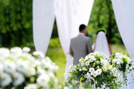 The Cedars Hotel & Restaurant - 30 Guest Wedding Package - Save 50%