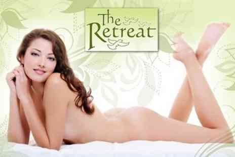 The Retreat - Six Laser Hair Removal Sessions on Areas Such as Half Legs or Bikini Line - Save 50%