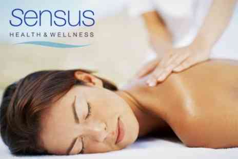 Sensus Health & Wellness - Acupuncture and Massage - Save 74%