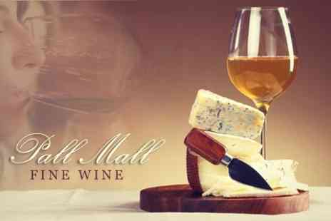 Pall Mall Fine Wine - Wine Tasting For One With Cheese and Charcuterie Platter  - Save 67%