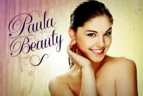 Paula Beauty - Microdermabrasion Three Sessions - Save 76%