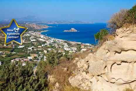 Inspired Luxury Escapes - Seven night half board holiday to Kos, Greece, including flights and accommodation - Save 42%