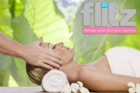 Flitz Herbal and Holistic Centre - Ayurvedic Bag Therapy Massage Plus Leisure Facility Access For One - Save 50%
