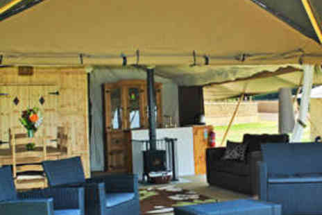 Elephant Lodge - VIP Safari Experience in Kent for 6 to 8 People - Save 51%