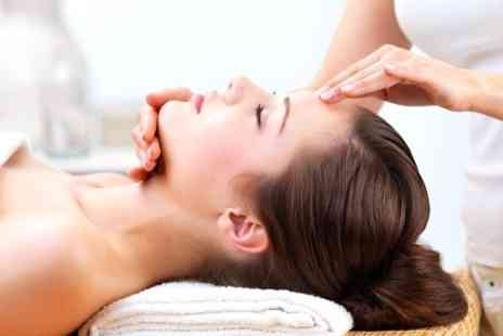 Top to Toe - 90 min body wrap & 45 min deluxe mini facial - Save 50%