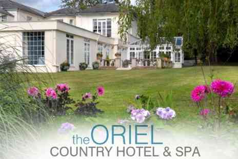 The Oriel Country Hotel - In North Wales Two Night 4star Stay For Two With Breakfast - Save 61%