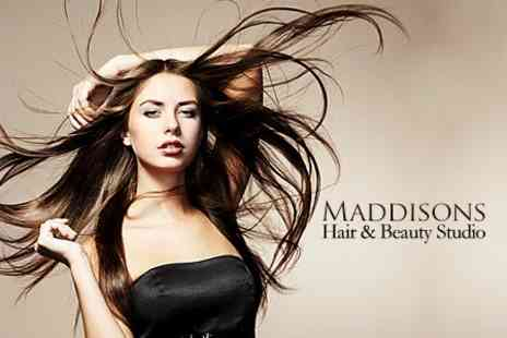 Maddisons Hair - Restyle and Blow Dry - Save 71%