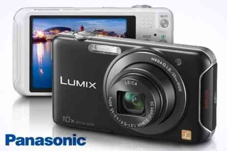 Hanaco - Panasonic Lumix DMC SZ5 Camera With Wi Fi - Save 38%