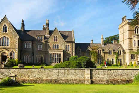 Mellington Hall Hotel - Country House Champagne Afternoon Tea for 2 - Save 49%