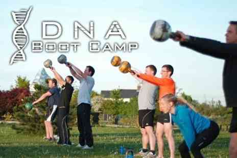 DNA Boot Camp - Ten Fitness Sessions - Save 63%