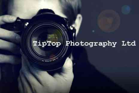 TipTop Photography - Street Photography Course Through City Centre, Jewellery Quarter or Digbeth - Save 68%