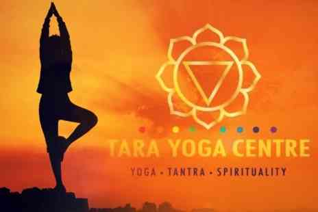 Tara Yoga - One Hours of One to One Yoga or Tantra Tuition - Save 48%