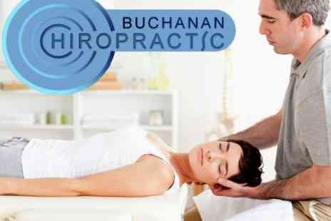 Buchanan Chiropractic - One Hour Massage Such as Hot Stone - Save 59%