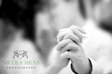 Nicola Milns Photography - Wedding Photography With Prints and Digital Images - Save 60%