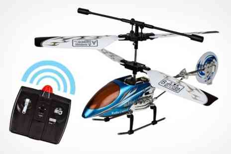 STO Racing Products - SkyCopter Mini Remote Control Helicopter - Save 74%