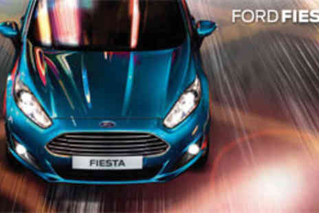 MoneySupermarket Deals - Secure a NEW Ford Fiesta 1.25 Zetec 3 door - Save 80%