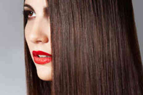 White Haus Hair & Beauty - Haircut, LOreal Treatment, and Blow Dry - Save 53%