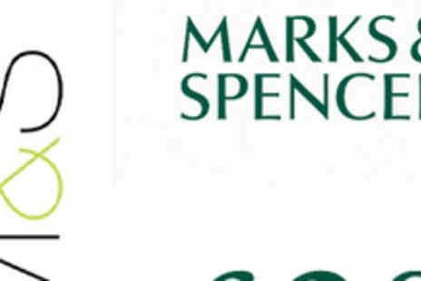 Marks and Spencer - £20 Marks and Spencer voucher for £10 - Save 50%