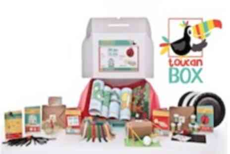 Toucan Box - Themed Activity for Children Aged 3-7 - Save 50%