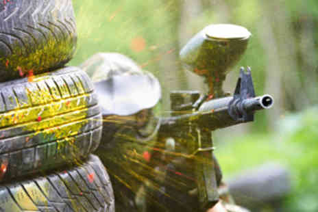 Campsie Commandos - Full Day Paintballing including all Equipment and BBQ Lunch - Save 79%