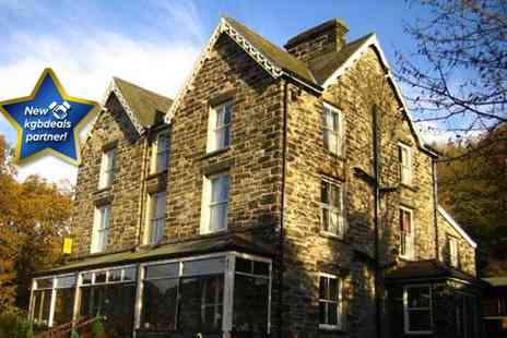 The Park Hill Guest House - Two night Snowdonia escape for two including full cooked breakfasts - Save 50%