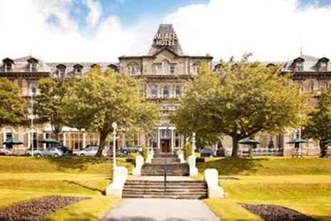 The Palace Hotel Buxton - 'Impressive' Victorian Peak District Stay - Save 54%