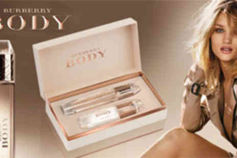 PinkStyle - Burberry Body gift set - Save 41%