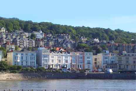 The Milton Lodge - 2 Nights in Weston Super Mare - Save 50%