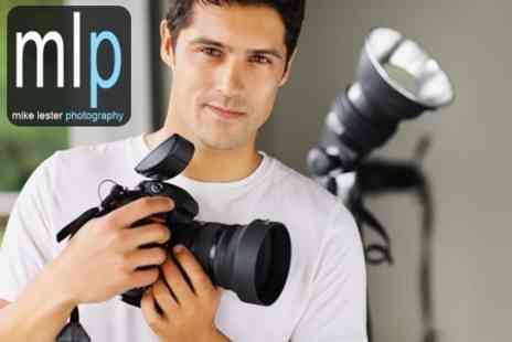 Mike Lester Photography - Beginners Photography Three Hour Workshop - Save 59%