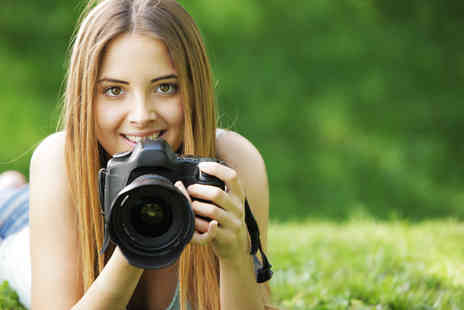 Key Photography - Four hour beginners SLR photography course - Save 80%
