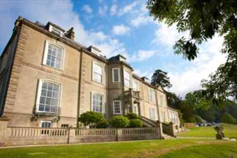 Paramount Hotels - In Bath Georgian Manor Stay with Gourmet Dinner - Save 44%