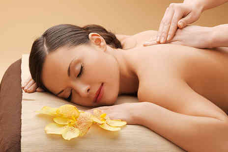 Little Beau Chic - One hour full body aromatherapy massage or Indian head massage inc bubbly or hot chocolate - Save 66%