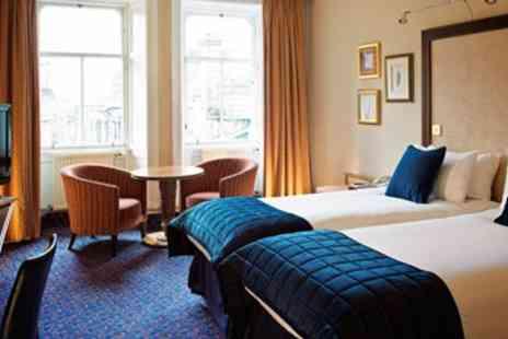 The Carlton Hotel Edinburgh - 4 Star Edinburgh Overnight stays with Breakfast & Perks - Save 38%