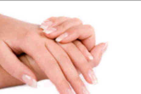 Amazing Grace - Manicure and pedicure - Save 74%