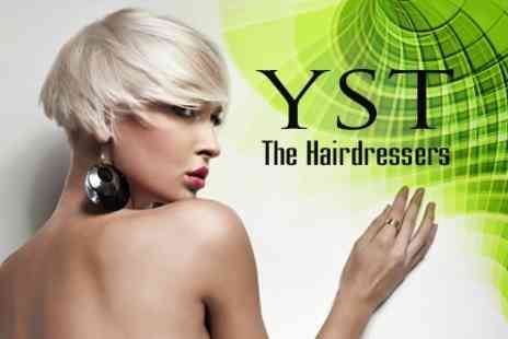YST The Hairdressers - Restyle and Blow Dry With Redken Conditioning Treatment - Save 64%