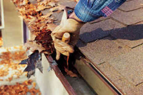 Ashcroft Pressure Washing Services - Gutter Cleaning - Save 76%