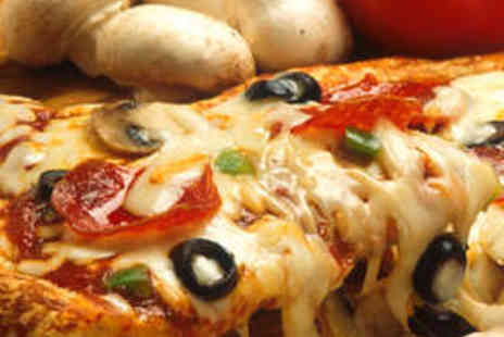 Casanova Ristorante - Pizza or Pasta and Salad for Two People - Save 55%