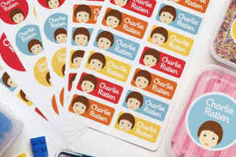 Tinyme - Childrens Personalised Name Labels - Save 69%