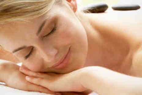 The Beauty Retreat - Hot Stone Massage and Facial for One - Save 56%