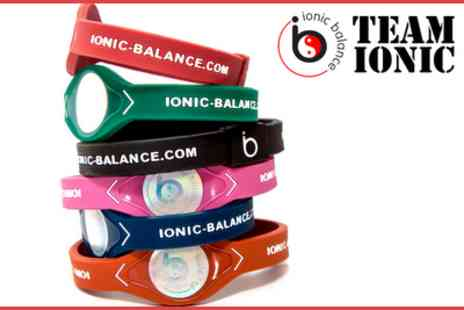 ionicbalance - Feel the Difference in 2 Weeks with the MK2 Ionic Balance Wristband - Save 55%