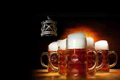 Great Yorkshire Brewery - St Georges Day Beer Festival for 2 - Save 52%
